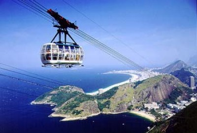 Tour Rio 2 — Sugar Loaf Duration : 4 Hours